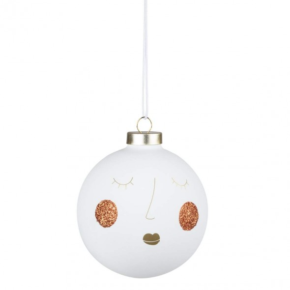 Boule de Noël - Susie
