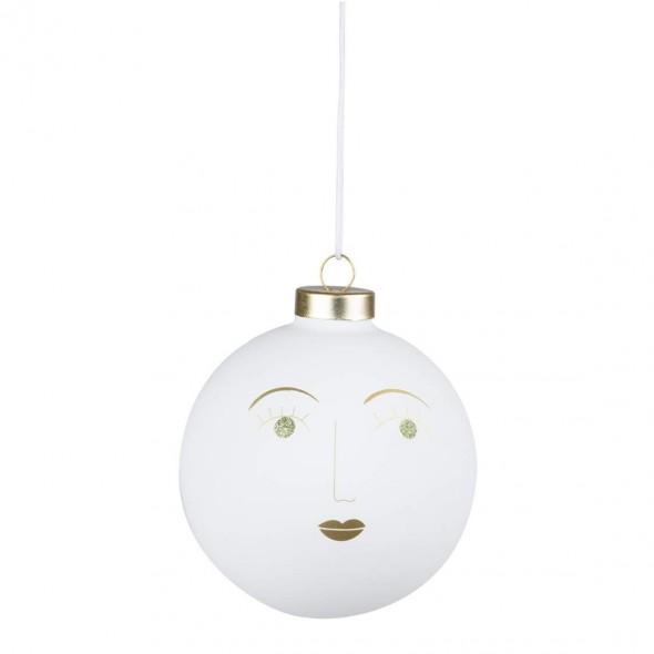 Boule de Noël - Simone