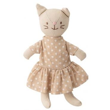 Petit chat en coton
