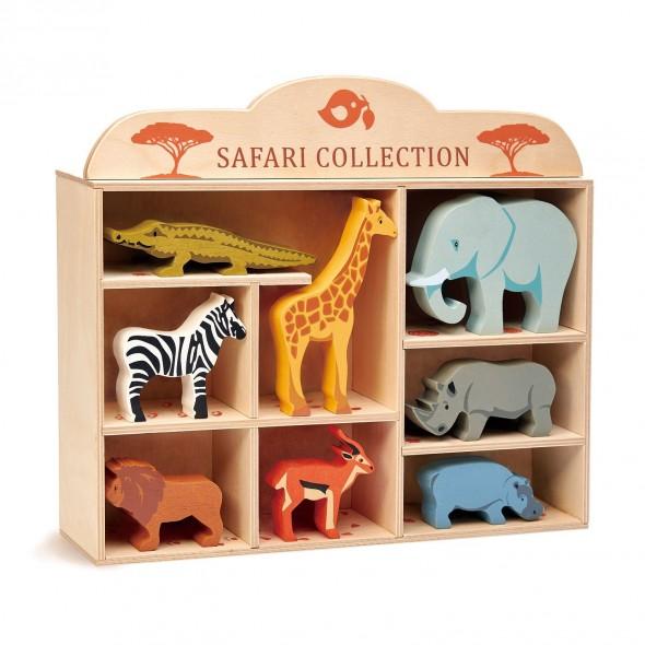 Set animaux de la savane