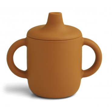 Tasse d'apprentissage Neil - Moutarde