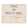 Carte Paris by Rose in April