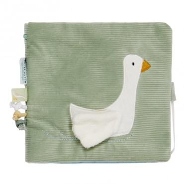 Livre d'activité en tissu - Little goose