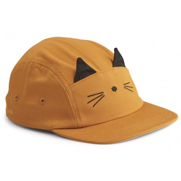 Casquette Rory - Cat (moutarde)