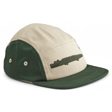 Casquette Rory - Crocodile (garden green)