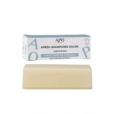 Après-shampoing, barre démêlante (50g)