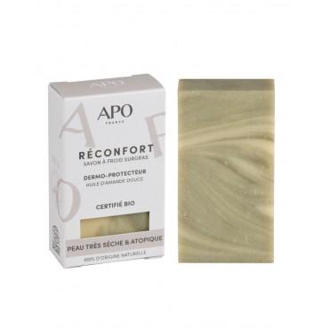 Savon solide naturel Réconfort - Peau très sèche & atopique