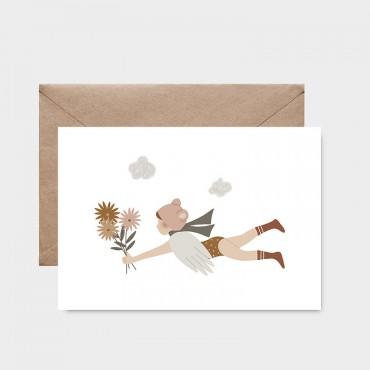 Carte postale - Super oisours
