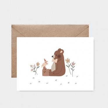 Carte postale - Happy together