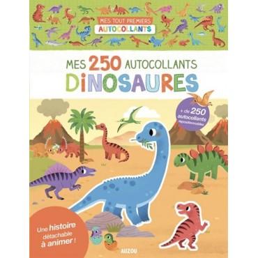 Mes tout premiers auto-collants - Dinosaures