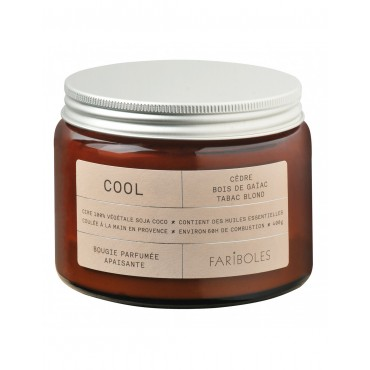 Bougie Cool (400 g)