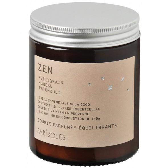 Bougie naturelle - Zen (140 g)