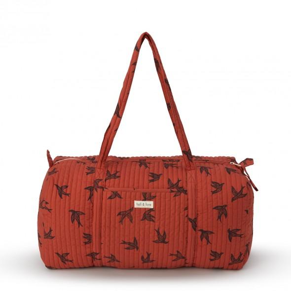 Grand sac de voyage - Rusty bird