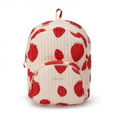 Sac à dos enfant - Pink strawberry