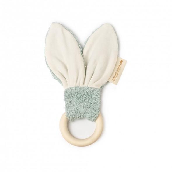 Anneau de dentition Bunny - Green