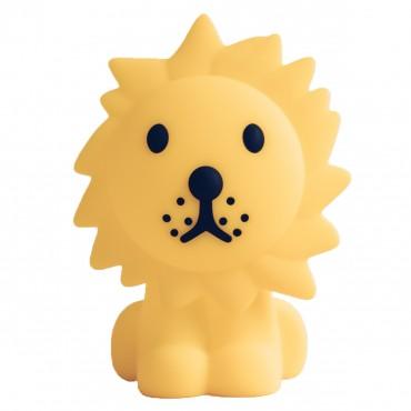 Veilleuse Lion en silicone souple