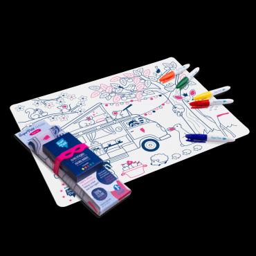 Set de table en silicone - Dream van