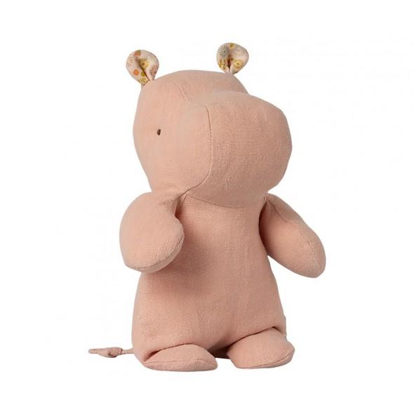 Doudou Hippo - Rose (Small)