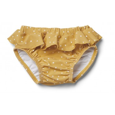 Culotte de bain Elise - Confetti yellow mellow mix