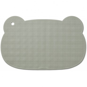 Tapis de bain Sailor - Mr Bear / Dove blue