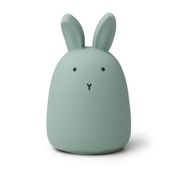 Veilleuse en silicone Winston - Rabbit (peppermint)