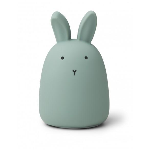 Veilleuse en silicone Winston - Rabbit (peppermint)