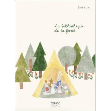 Livre - La bibliothèque de la forêt