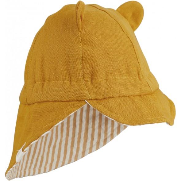 Chapeau de soleil Cosmo - Moutarde
