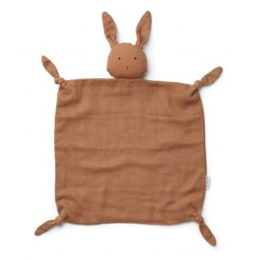 Doudou Agnete - Rabbit (sienna)
