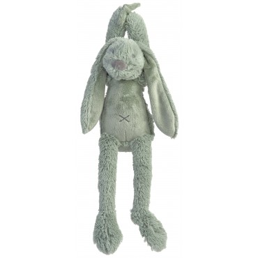 Peluche lapin musicale Richie - Vert menthe