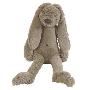 Peluche lapin Richie - Argile (38 cm)