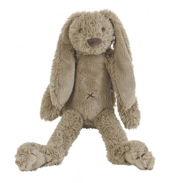Peluche lapin Richie - Argile (58 cm)