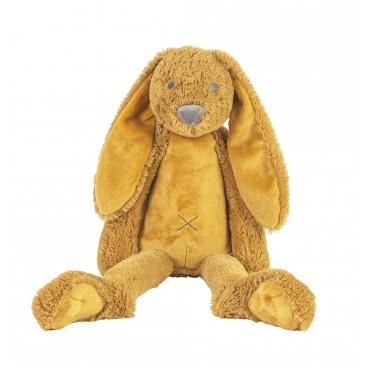 Peluche lapin Richie - Ocre (58 cm)