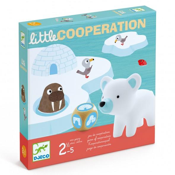 Jeu de cartes des tout-petits - Little coopération