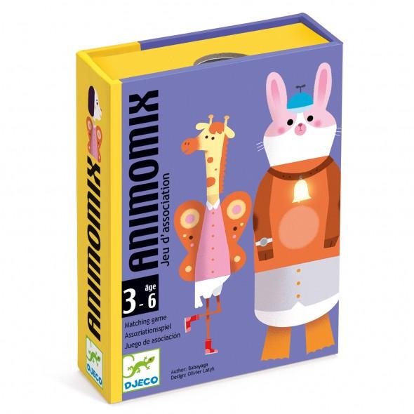 Jeu d'association - Animomix