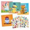 Créer des animaux avec des stickers