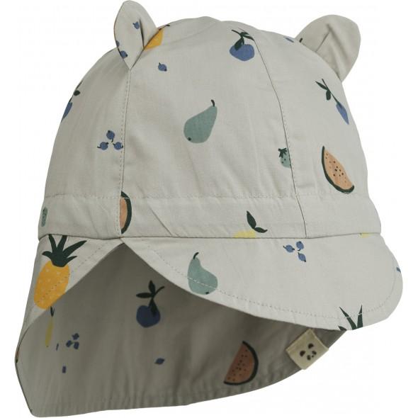 Chapeau de soleil Gorm - Fruit dove blue
