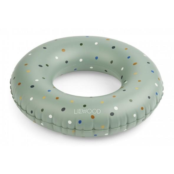 Bouée gonflable Baloo - Confetti peppermint