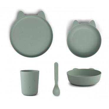 Set de vaisselle Paul - Rabbit (peppermint)