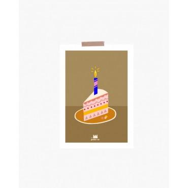Carte postale - Journée magique