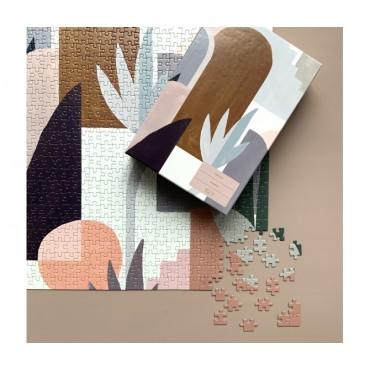 Puzzle - Utopie
