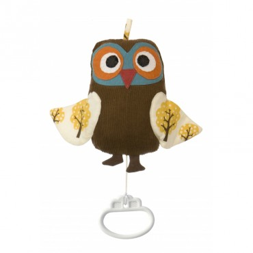 Mobile Musical Hibou