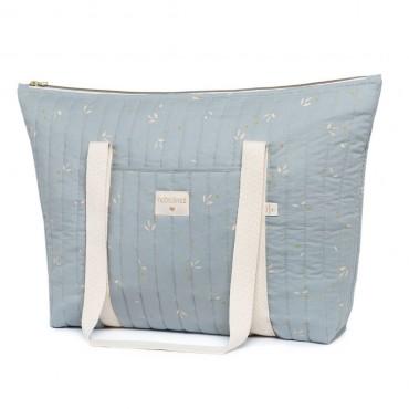 Sac à langer Paris - Willow soft blue