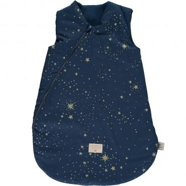 Gigoteuse mi-saison Cocoon - Gold stella / Night blue