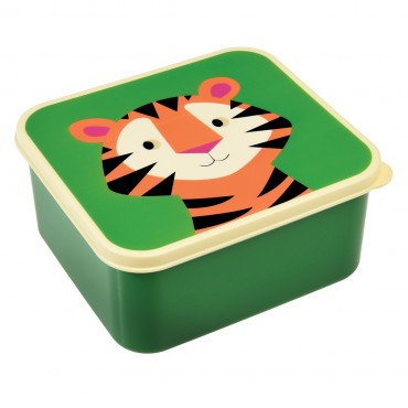 Boite à goûter - Tigre