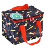 Lunch bag isotherme - Space age rocket