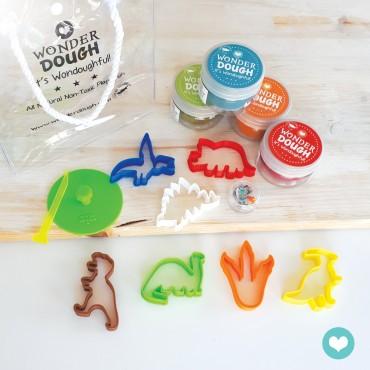 Kit de pâte à modeler - Dinosaure