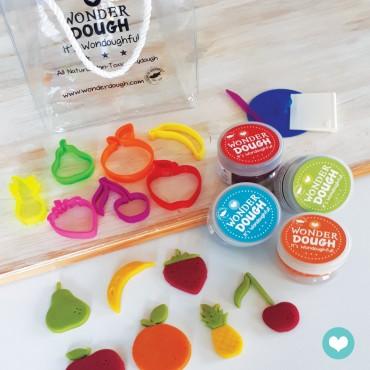 Kit de pâte à modeler - Fruits