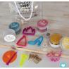 Kit de pâte à modeler - Princesses