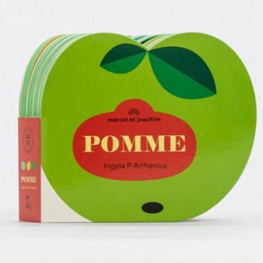Ma petite épicerie par Ingela P. Arrhénius - La pomme